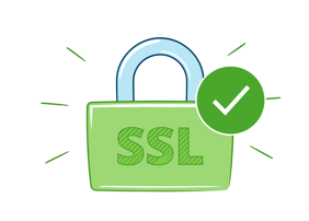 Webhosting feature: Managed SSL